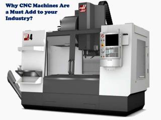 CNC Machining Service in Canada