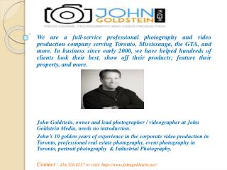 Professional Real Estate Photography- John Goldstein
