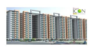 Multistory Apartments Krish Icon 1BHK property In Bhiwadi.