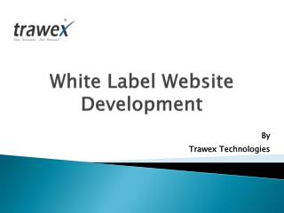 White Label Website Development
