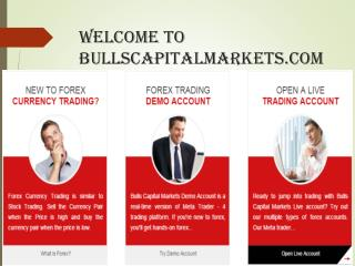Trading Forex online