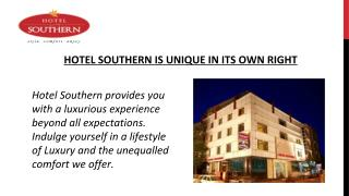 Hotel Southern - Various Accommodations