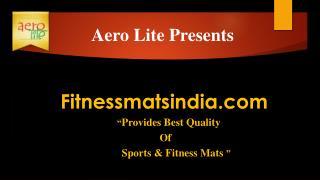 Sports & fitness mats