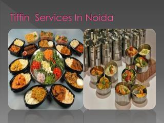tiffin services in noida