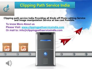 Clipping Path Service and graphic design service provider