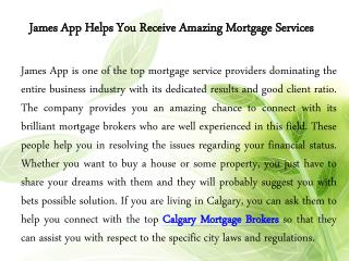 Calgary Mortgage Brokers