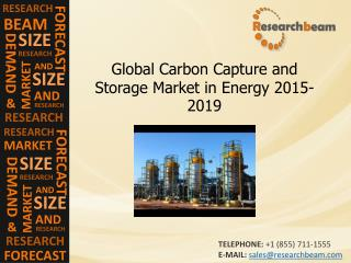 Carbon Capture and Storage Market in Energy Size, 2015-2019