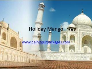 Delhi Tourism Packages