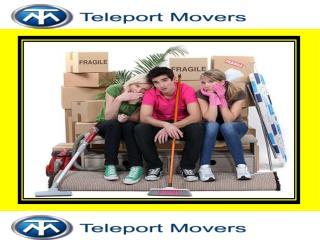 Apartment Movers in Dallas