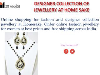 Fashion Jewellery Online Shopping | Buy Fashion Jewellery On