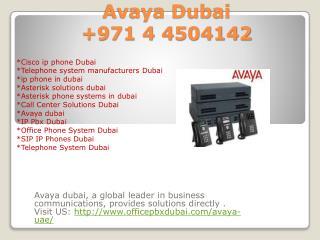 Telephone system manufacturers Dubai, Avaya dubai, Telephone System Dubai