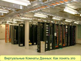 Виртуальные Комнаты Данных: Как понять это