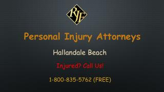 Drunk Driving Accidents Attorney Hallandale Beach, Florida