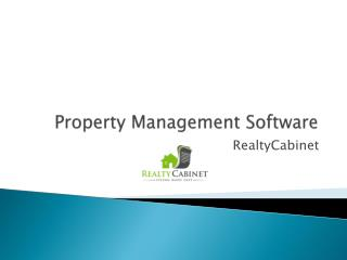 Property Managment Software
