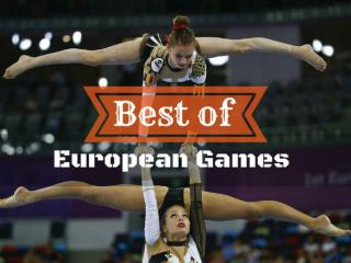 Best of the European Games