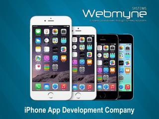 Custom iPhone App Development Company