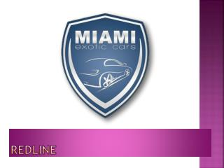 Luxury rentals Miami