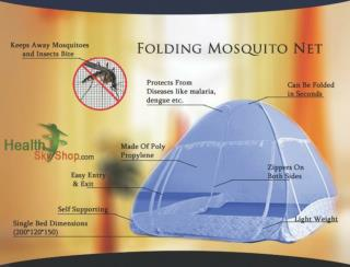 Keep Yourself Safe And Healthy With Medicated Mosquito Net