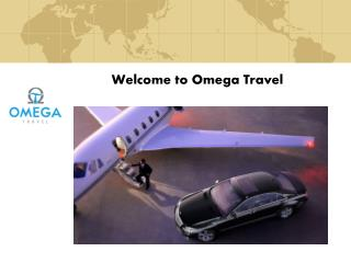 Welcome to Omega Travel