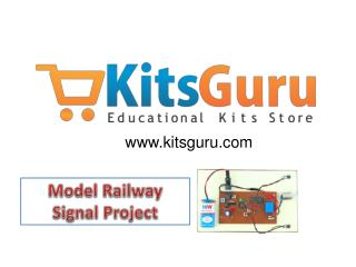 Model Railway Signal Project Projects