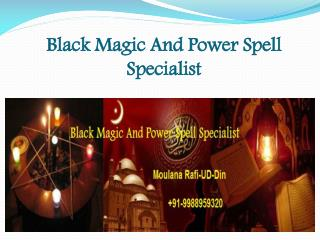 Black Magic And Power Spell Specialist