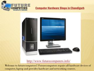 computer hardware shops in chandigarh