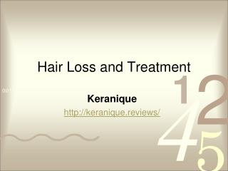 Get the complete solution of hair loss