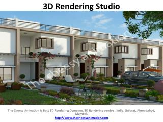 3D Rendering Service India