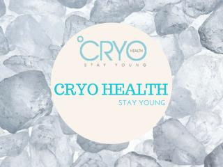 Know About Cryotherapy Equipment and Machines - Cryo Health