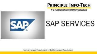 SAP Services   SAP Services in Houston   SAP Houston