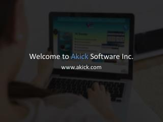 AKick Software - Download Free PC Booster Software | 1800-81