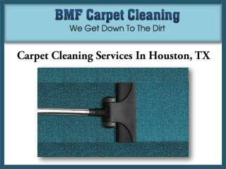 Carpet Cleaning In Houston, TX