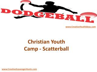 Christian Youth Camp - Scatterball