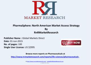 PharmaSphere: North American Market Access Strategy
