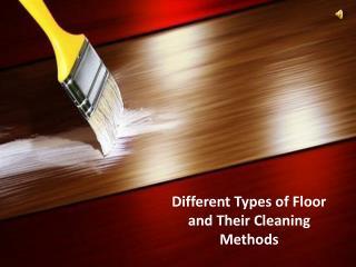 How to Clean Floor Tiles