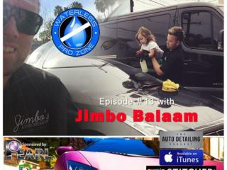 The Waterless Pro Zone with Jimbo Balaam of the Auto Detaili