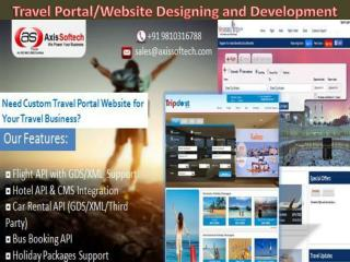 Travel-Website-Design
