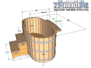 Wood Pool Heaters
