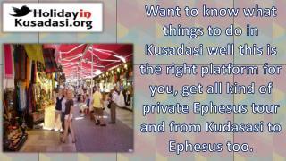 Ephesus Tours From Kusadasi