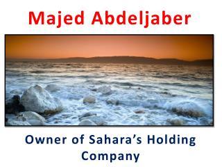 Majed Abdeljaber - sahara's Holding Company