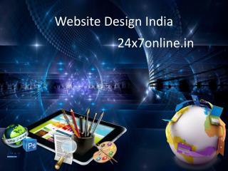 Professional Website Design India