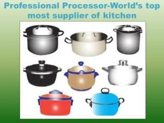 Make your food tasty using cooking appliances available at P