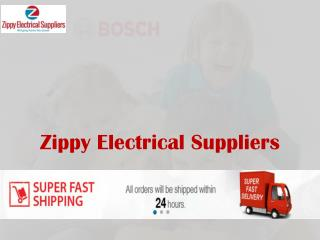 Powerful and safe electrical supplies for your home