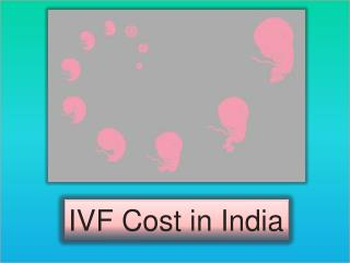IVF Cost in India - www.southendivf.com