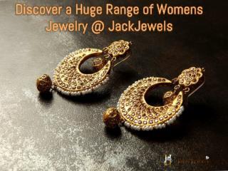 Discover a Huge Range of Womens Jewelry @ JackJewels