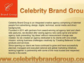 Celebrity Brand Group Atlanta