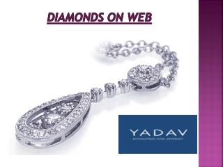 Wholesale Diamonds Online - Diamonds On Web