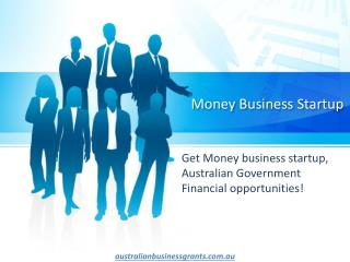 Money Business Startup