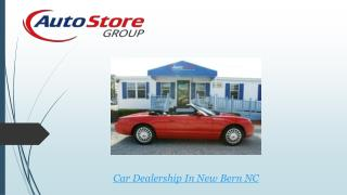 Car Dealership In New Bern NC