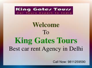 Best Car Rental Agency Delhi